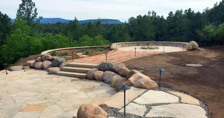 Durango, Colorado, residential, architecture, landscape design, landscape architecture, general contractor, durango contractor, durango remodeling contractor, durango remodeling company, home remodel durango, durango remodel, stone, rock, flagstone, design build, durango builder, custom home, patio construction, fire pit, patio, deck, mountain view, hardscape, boulders, xeriscape